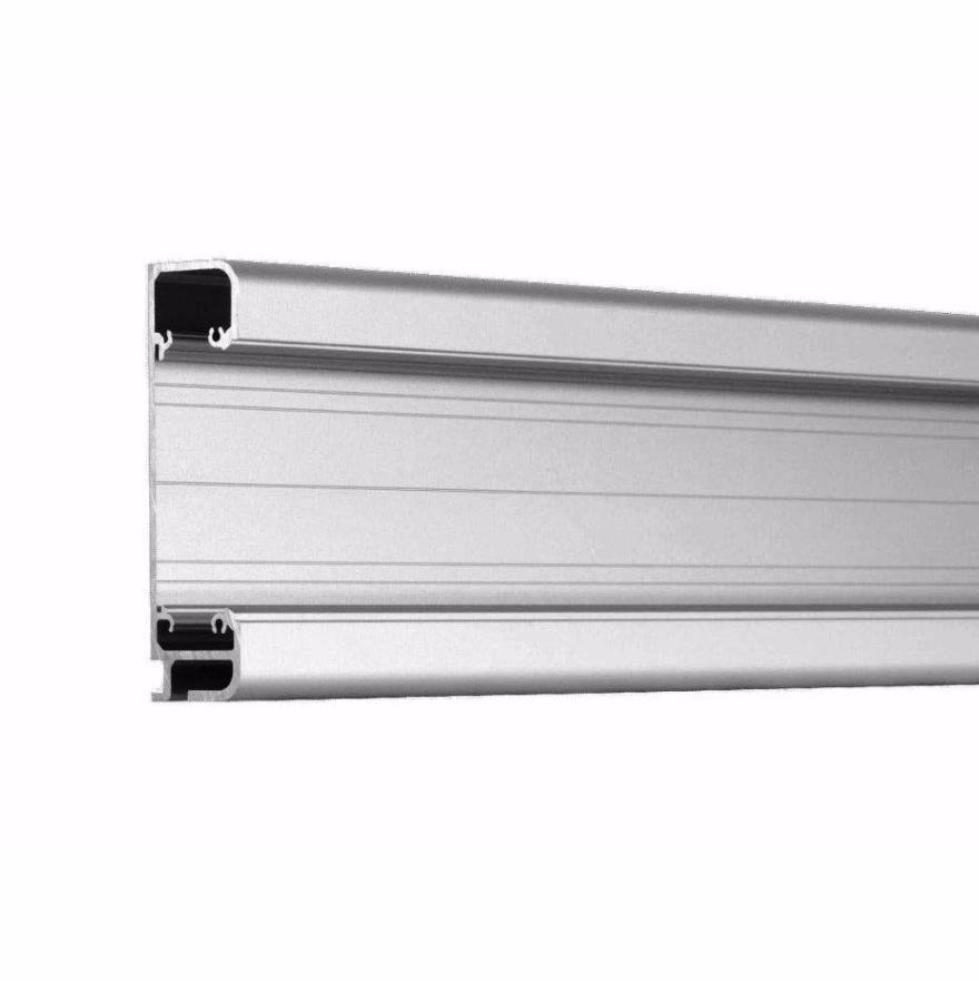 Eubiq plinthe lectrique aluminium for Plinthe alu cuisine